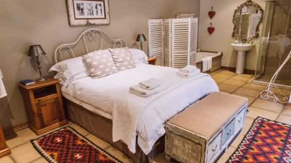 Delux Room-Villiera Guest House