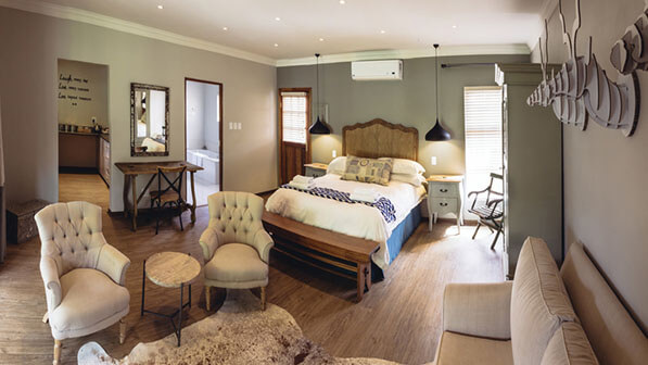 Self Catering -Villiera Guest House